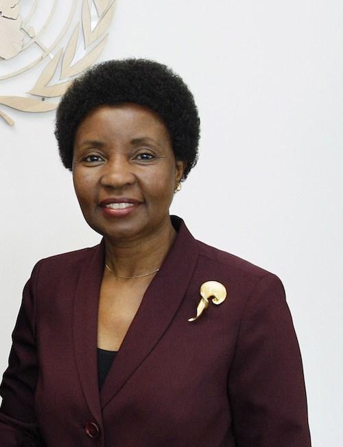 Dr. Asha-Rose Migiro