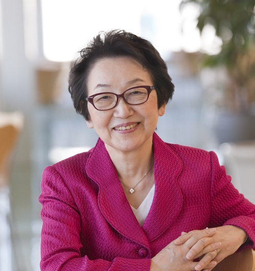Professor Yoriko Kawaguchi